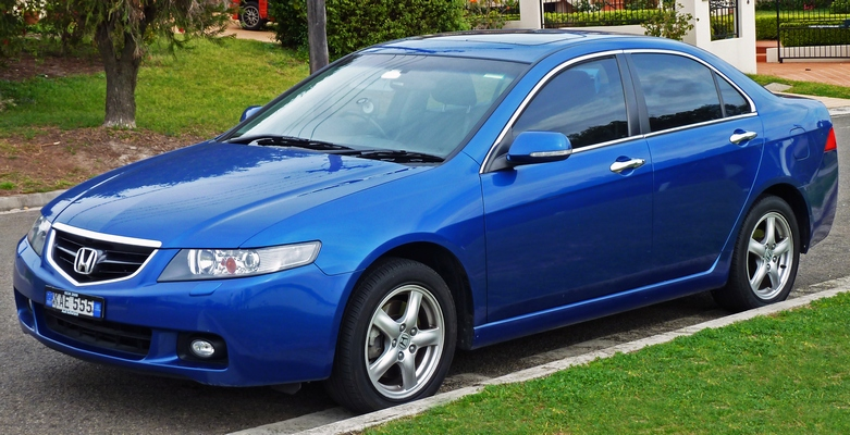 Автомобиль Honda Accord VII